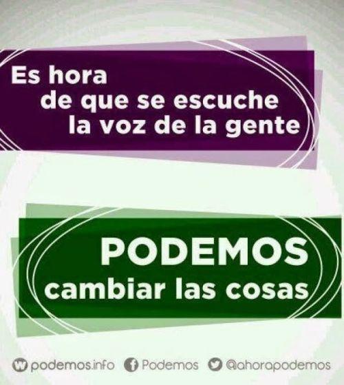 podemos cambiar las cosas ¿Por qué los votantes abandonan al PSOE para marcharse a Podemos?