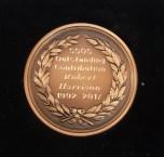 OSCOV Medal awarded to Robert Harrison