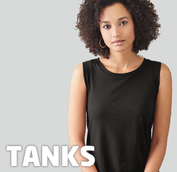 custom tank tops