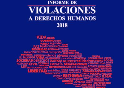 Informe de violaciones a Derechos Humanos 2018