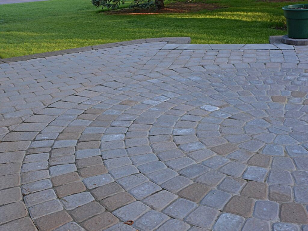 how to extend a patio with pavers s s pavers