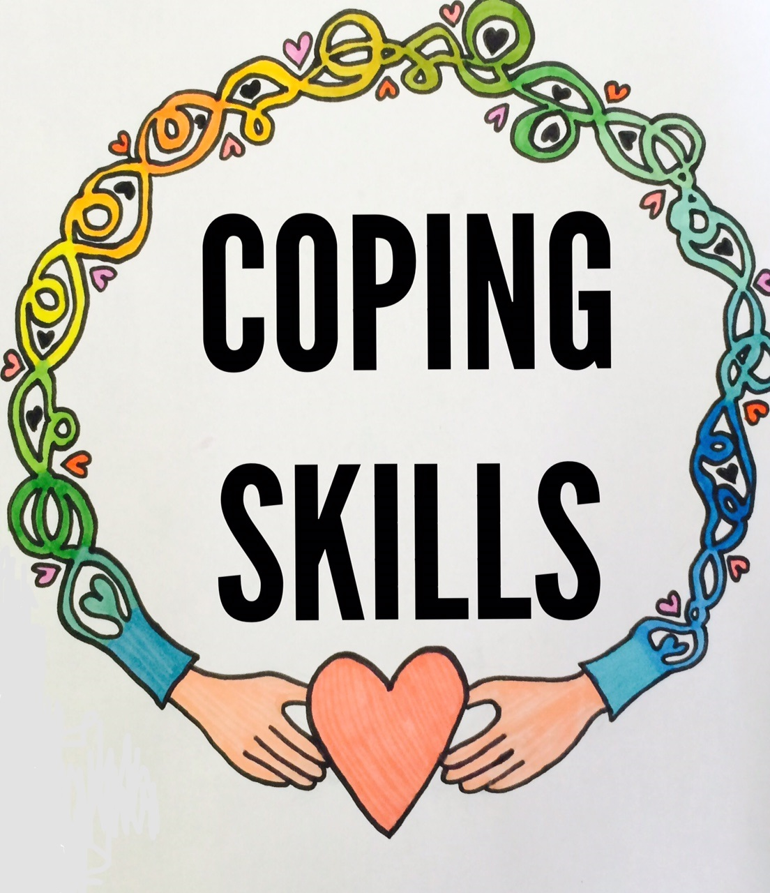 Coping Skills For Adolescents Counsellor Talk Creative
