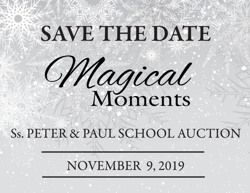 SS. Peter and Paul Catholic School Auction