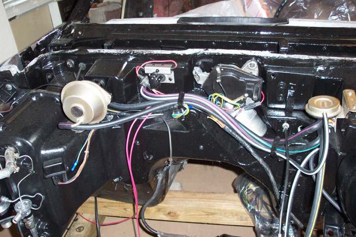 69 mustang heater wiring diagram 93 honda civic fuse need a pic of stock firewall - 1970 corvetteforum chevrolet corvette forum discussion