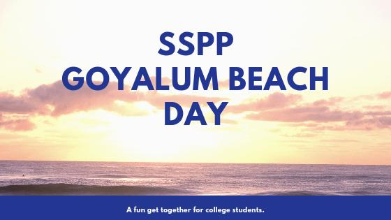GOYAlum Beach Day