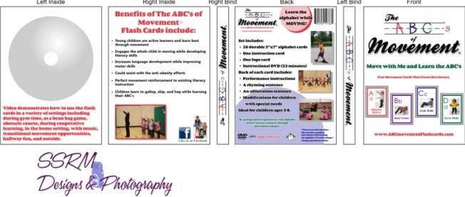 DVD Case Art