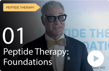Peptide Therapy: Foundations