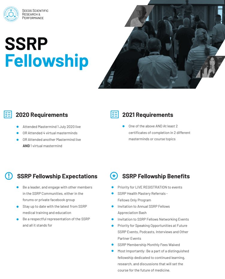 requirements for 2021 ssrp fellowship pdf download