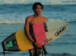 SSR Team Rider - Didin Flores, Pangandaran, Java, Indonesia