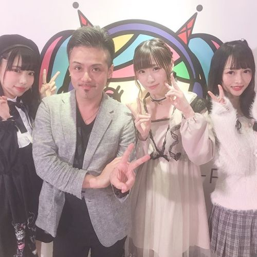 昨日はShibuyaCross-FMの「クリフエッジJUNのCatchTheDream!!」生放送ありがとう!初出演の新メンバーも加わった花ノ色リミテッド!後半ゲストコーナーではBUZZ-ER!!話が盛り上がりすぎたw12/19に2ndワンマンライブ「CONNECTED」@マイナビBLITZ赤坂!#花ノ色リミテッド #buzz_er  #渋谷 #shibuyacrossfm #ラジオ