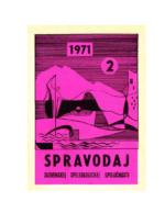 Spravodaj 1971-2