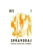 Spravodaj 1975-1