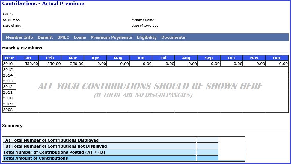 Sss Contribution Voluntary
