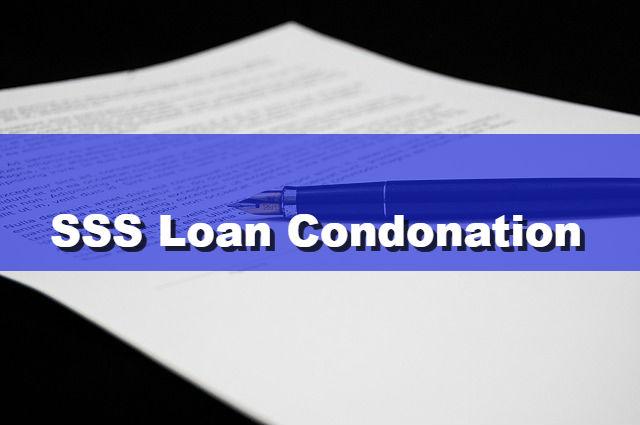 sss-condonation