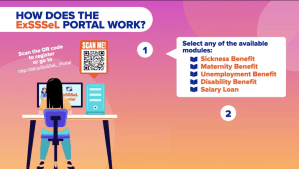 e-Learning Module for SSS benefits