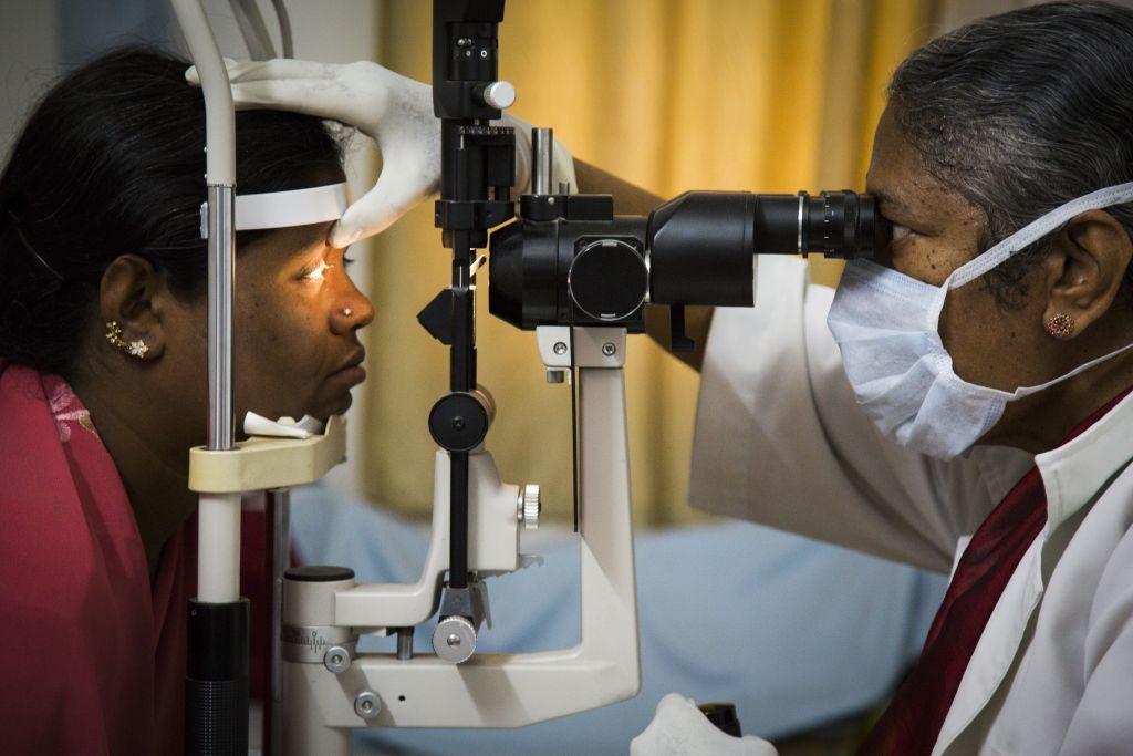 Ophthalmology | Sri Sathya Sai General Hospital Prasanthi ...