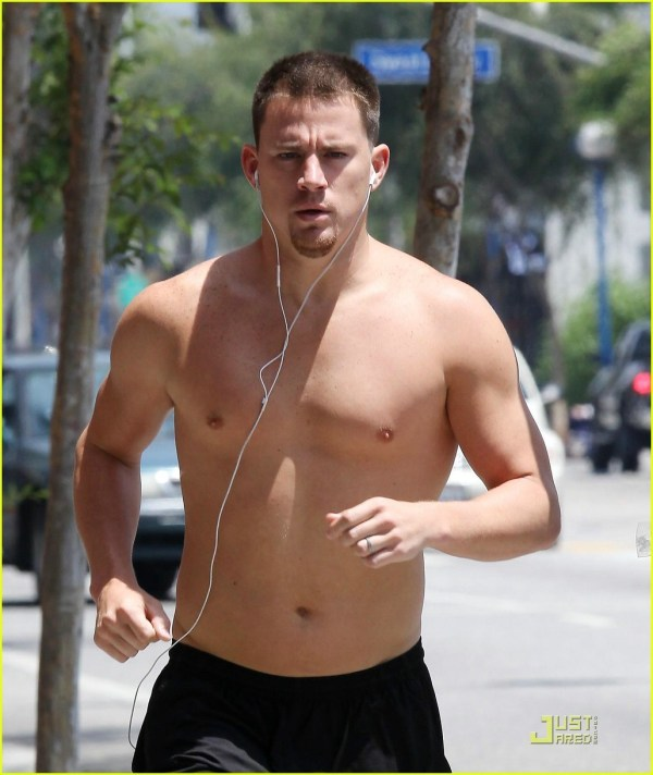 "Channing Tatum In Sssip' ""."" Attic Of"