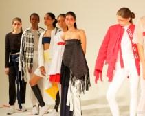 this is the uniform made by milk new york fashion week nyfw @sssourabh