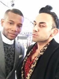 zachary prell brett johnson new york fashion week mens nyfwm @sssourabh