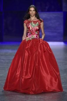 naeem khan new york fashion week nyfw ss17