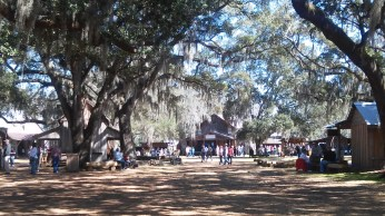 Cracker Country, the only living history museum in Florida.