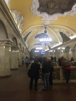 beautiful subway station!