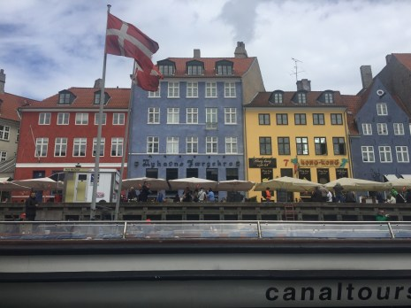 tour starts on Nyhavn