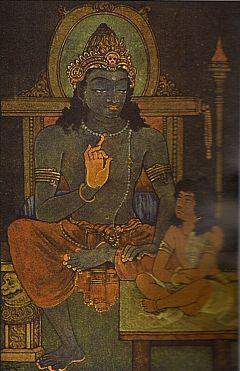 Yama Nachiketas by Shri Nanda Lal Bose