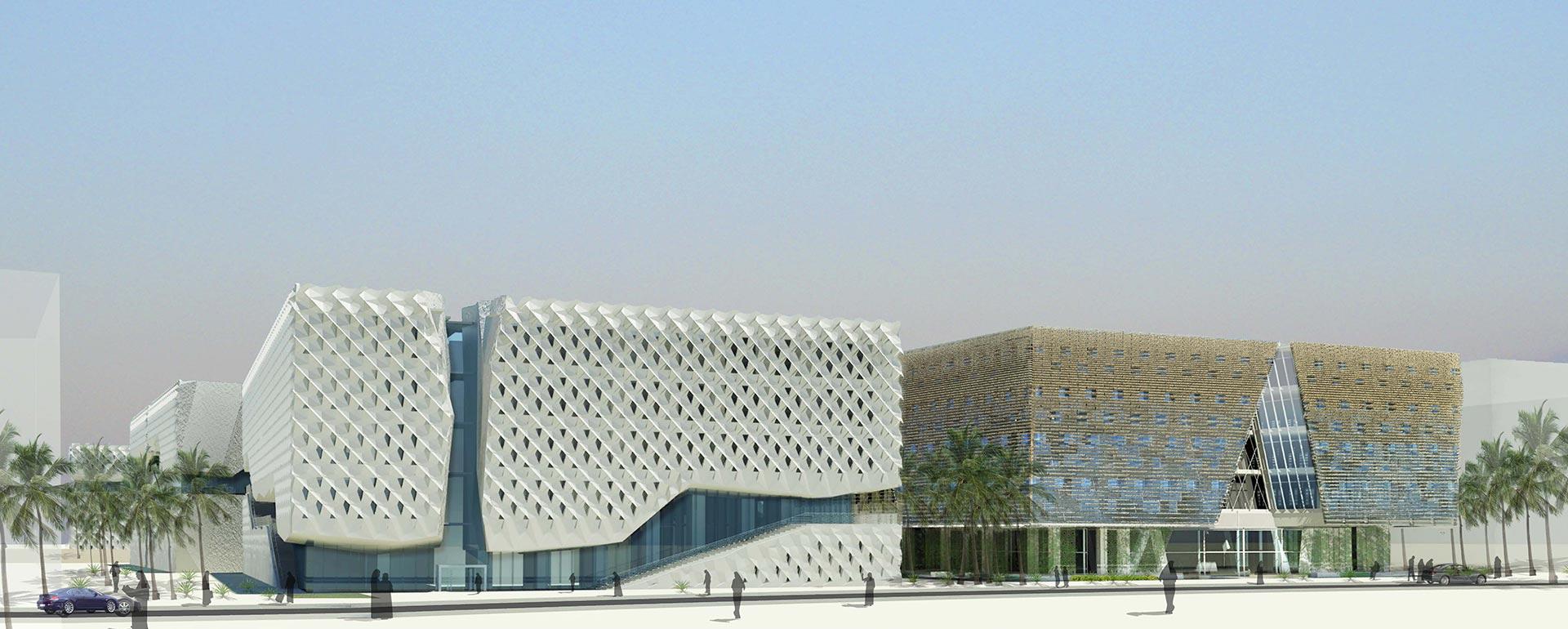 Colleges - Sabah Al-Salem Kuwait University City
