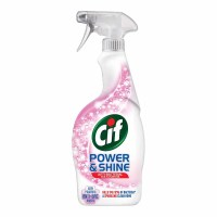 Cif Power & Shine Anti Bacterial Spray 700ml
