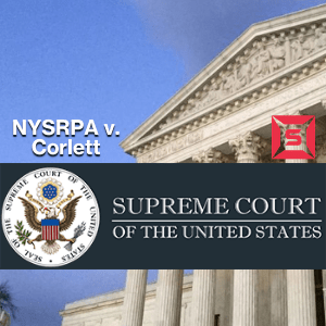 Concealed Carry: SCOTUS to hear NYSRPA v. Corlett