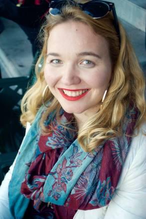 Student Spotlight: Justine Le Goas