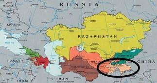 Map_Tajikistan_surrounding_countries