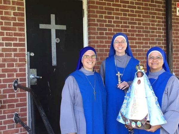 Arrival at the SHM Convent-min
