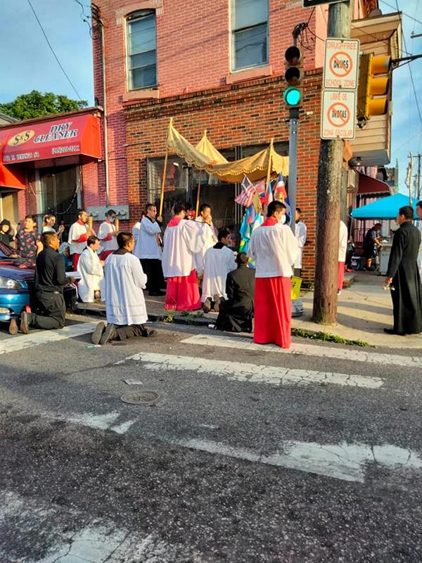Popular Mission - Philadelphia