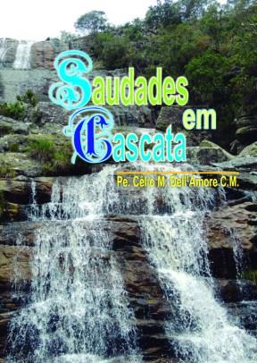 Pe. Celio - Saudades em Cascata - CAPA
