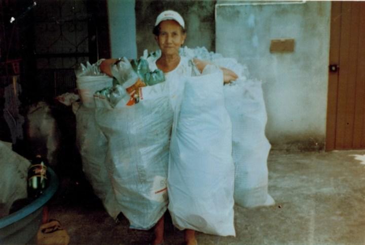 Dona Sebastiana - Arquivo pessoal