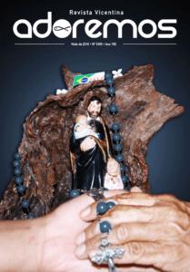 Revista Adoremos Maio 2016 SSVP Vicentinos
