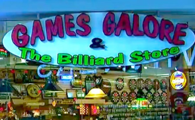 Games Galore The Billiard Store Opening Hours 501 1