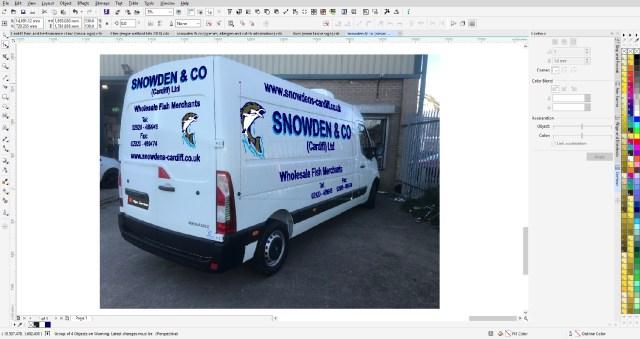 Snowden design image