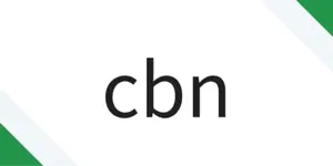 cbn text icon