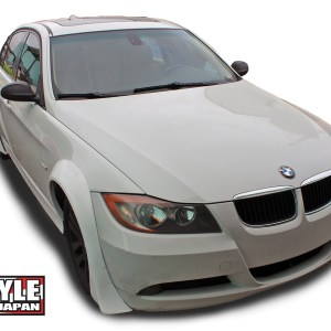 N-Style Custom BMW E90 3 Series Fender Flares