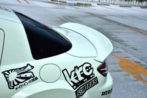 KRC modified MAZDA RX-8 SE3P Duck Tail