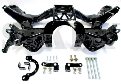 Sikky Nissan 240sx S14 Quick Change Differential Subframe Kit - SSWORXS