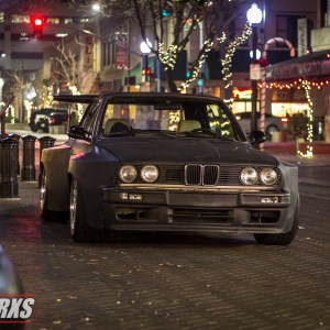 SSworxs Bmw E30 Aggressive Widebody Fenders