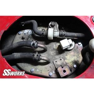 SSworxs Mazda Rx7 FD3S Fuel Tank Bolts