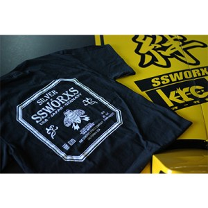 SSworxs Silver Tee Shirt