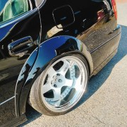 N-style custom aristo gs300 fender flare 4a