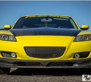 KRC Modified Mazda Rx-8 Front Lip