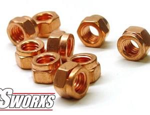 Copper Split Locking Head